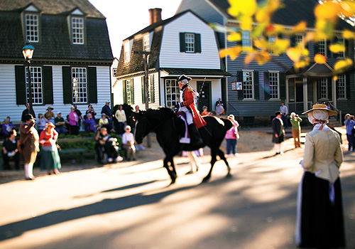 Colonial Williamsburg, Courtesy of the Colonial Williamsburg Foundation