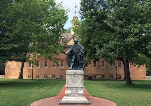 The Wren Building at The College of William & Mary