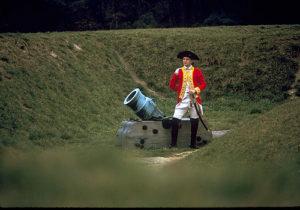 Yorktown Battlefield and Visitor Center