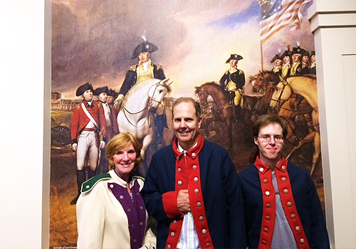 Private Guide Services in Colonial Williamsburg VA